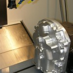Accessory case machining - 4th axis