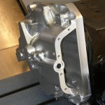 Accessory case on 4th axis fixture
